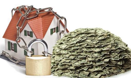 Оформить кредит под залог квартир